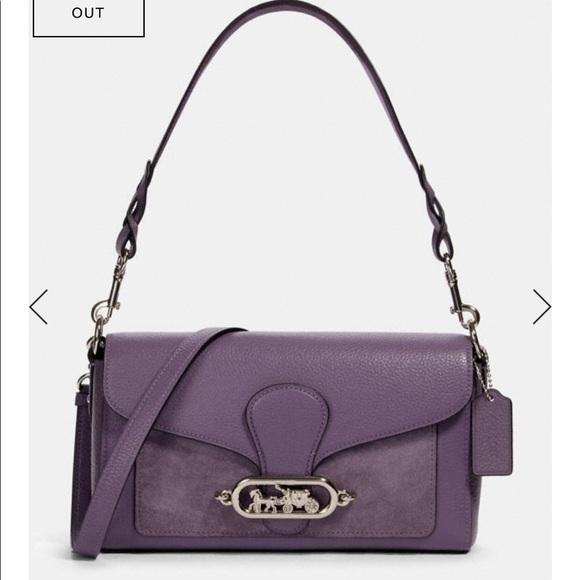 Coach Jade Shoulder Bag in Lavender